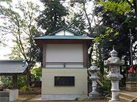 久我山稲荷神社囃子堂