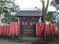 成宗白山神社境内社