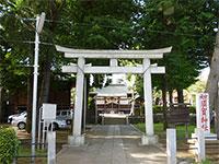 成宗須賀神社鳥居