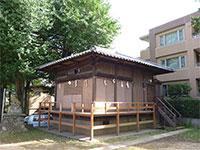 成宗須賀神社神楽殿