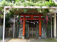 尾崎熊野神社境内社