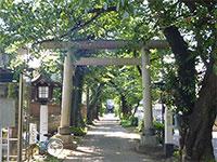 田端神社鳥居