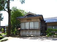 田端神社神楽殿