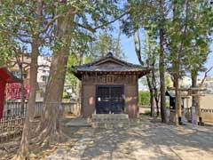 境内社中瀬稲荷神社