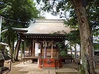 西高井戸松庵稲荷神社
