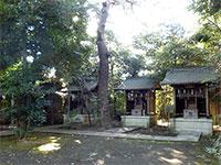 下高井戸八幡神社境内社