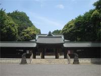 井草八幡宮神門