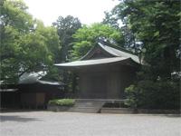 井草八幡宮神楽殿