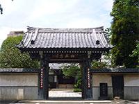 松林寺山門