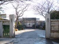 慶安寺山門