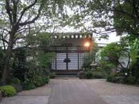 慶安寺本堂