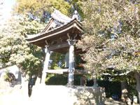 西方寺鐘楼