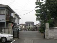 清見寺山門