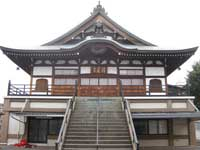 清見寺本堂