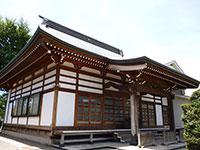 長延寺本堂