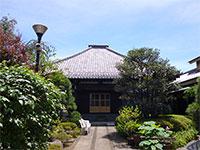 常仙寺本堂