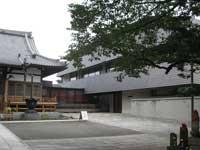東円寺庫裏