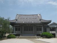 善福寺本堂