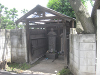善福寺石塔