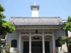 本久寺本堂