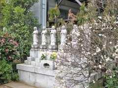 萬福寺六地蔵