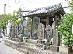 萬福寺石仏群