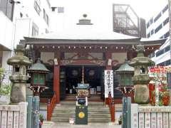 江東寺本堂