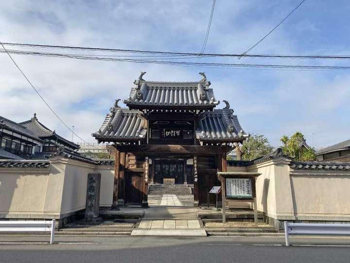 牛頭山弘福寺 墨田区向島にある黄檗宗寺院