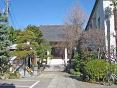 正観寺本堂