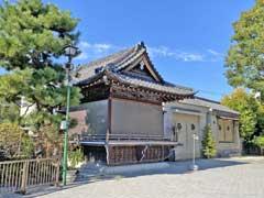 村井香取神社神楽殿