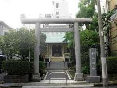 船江神社鳥居
