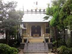 船江神社拝殿