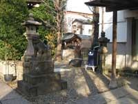 白髭神社狛犬