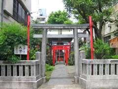 徳ノ山稲荷神社鳥居