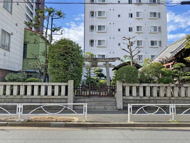 野見宿禰神社|墨田区亀沢の神社、相撲の神様