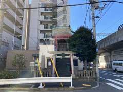 永倉稲荷神社