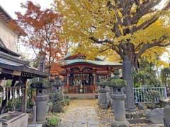 秋葉神社拝殿