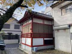 秋葉神社神楽殿