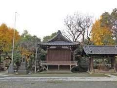 牛島神社神楽殿