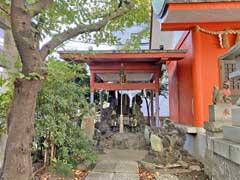 榎戸稲荷神社三峯社