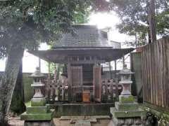 隅田稲荷神社神楽殿