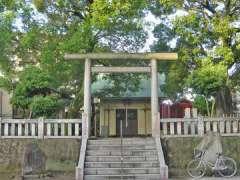 吾嬬神社鳥居