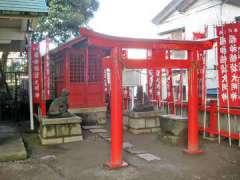 境内社福神稲荷神社