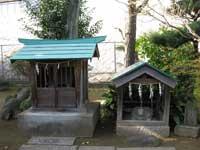 隅田川神社境内社3