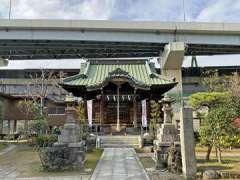隅田川神社鳥居