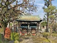 隅田川神神楽殿