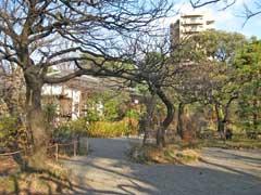 向島百花園庭園