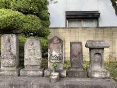 多聞寺六地蔵