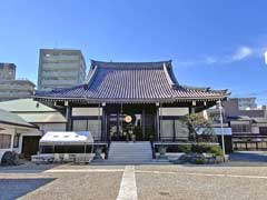 明源寺本堂