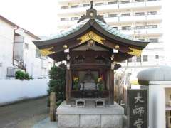 正覚寺大師堂